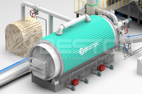 Simply How Much Does A Waste Tyre Pyrolysis Plant Cost?